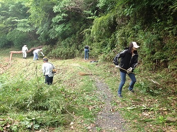八幡山の景観を良くする会