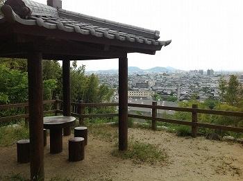 八幡山の景観を良くする会 活動写真