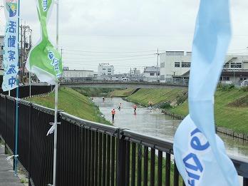 古川を美しくする会の活動写真