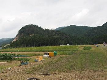 山内エコクラブ活動写真