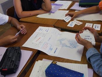 滋賀大学「環境学習支援士」会の活動写真