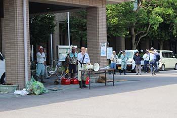 蒲生地区まちづくり協議会の活動の写真