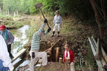 遊林会の活動写真