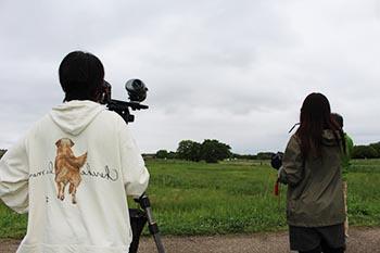 放鳥's 活動の写真