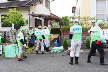 志津南環境美化ボランティアの会 活動の画像