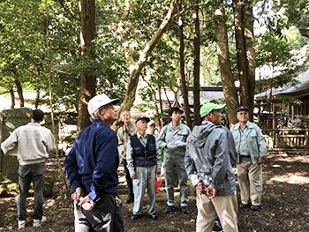 滋賀県苗木ネットワーク 活動のようす画像
