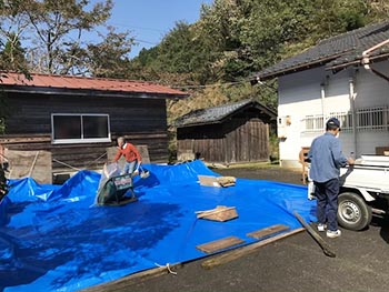 NPO法人 京都桑田村 活動のようす画像AC