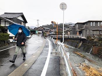 滋賀のオオサンショウウオを守る会 活動の様子画像