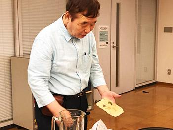 京都竹カフェ 活動のようす
