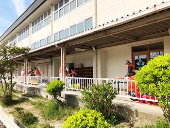 滋賀県レイカディア大学同窓会 大津支部の活動のようす画像