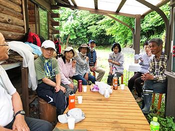 横山はらっぱ倶楽部の活動の画像
