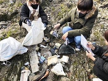 プロジェクト保津川の活動についての画像